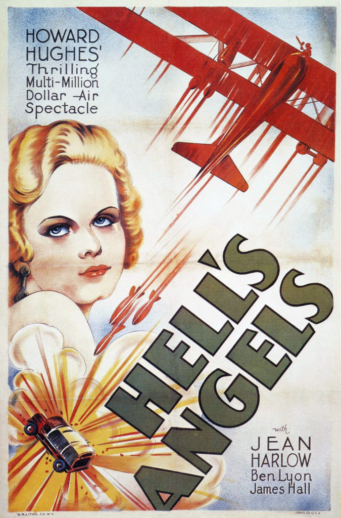 Hell's Angels Howard Hughes Jean Harlow