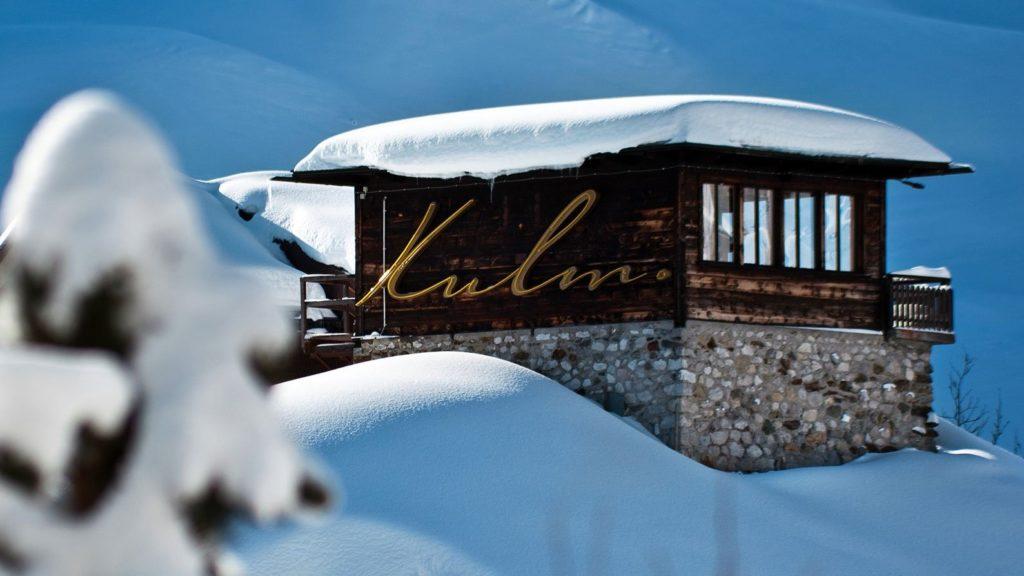 Arosa Kulm Hotel Ski Slopes